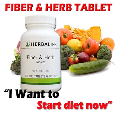 Fiber and Herb Herbalife
