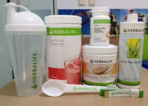 Start Now Pack NC Herbalife