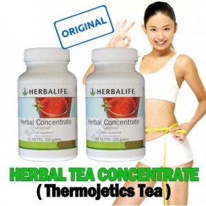 Herbal Concentrate Tea Herbalife